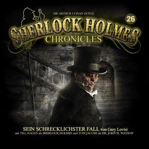 Folge 26: Sein schrecklichster Fall von Sherlock Holmes Chronicles