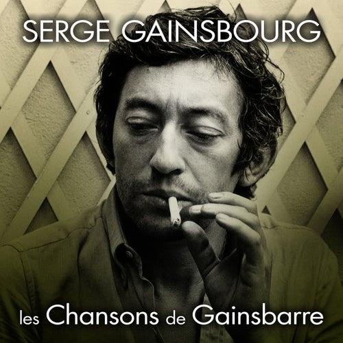 Les Chansons de Gainsbarre de Serge Gainsbourg