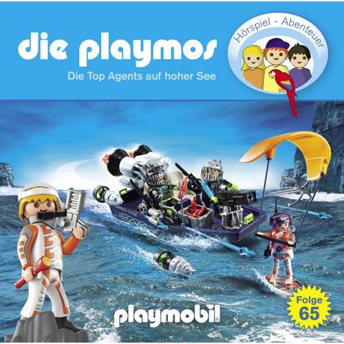 Folge 65: Die Top Agents auf hoher See von Die Playmos