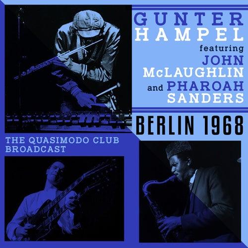 The Quasimodo Club Broadcast by Gunter Hampel