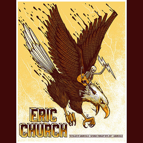 Homeboy (Live At The Palace At Auburn Hills, Auburn Hills, MI / February 25, 2017) by Eric Church