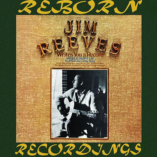 Jim Reeves Writes You a Record (HD Remastered) von Jim Reeves