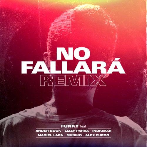 No Fallará (Remix) de Funky