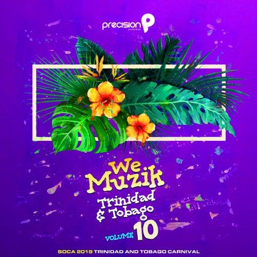 We Muzik Trinidad and Tobago, Vol. 10 de Various Artists