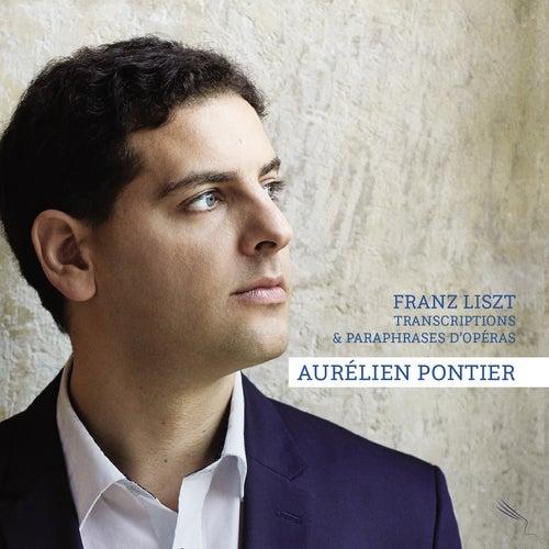 Transcriptions & paraphrases d'opéras de Aurélien Pontier