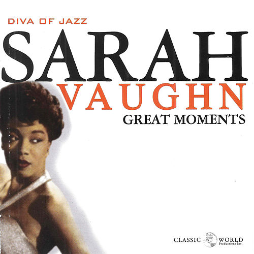 Great Moments de Sarah Vaughan