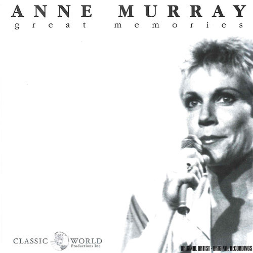 Great Memories de Anne Murray