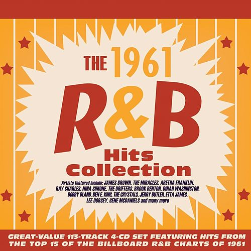 1961 R&B Hits Collection de Various Artists