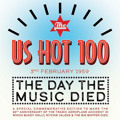 US Hot 100 3rd Feb. 1959: The Day The Music Died by Various Artists