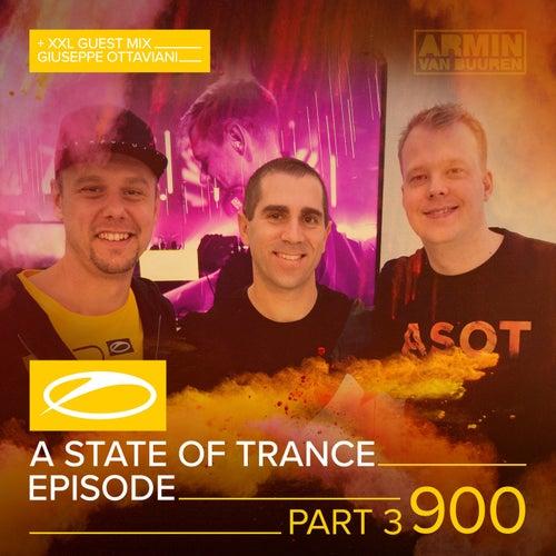 ASOT 900 - A State Of Trance Episode 900 (Part 3) (+XXL Guest Mix: Giuseppe Ottaviani) von Various Artists