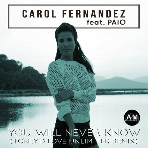 You Will Never Know (feat. Paio) de Carol Fernandez