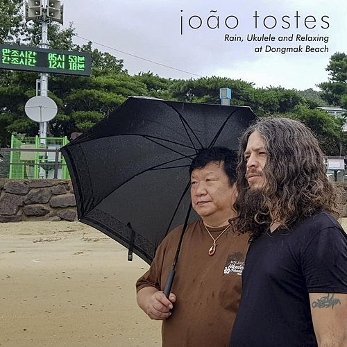 Rain, Ukulele and Relaxing at Dongmak Beach von João Tostes