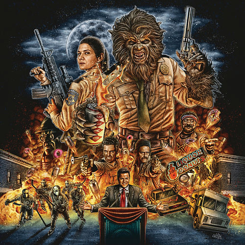 Another Wolfcop (Original Motion Picture Soundtrack) de Shooting Guns