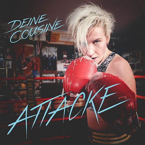 Attacke by Deine Cousine