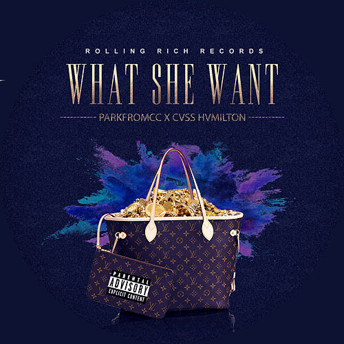 What She Want de ParkfromCC