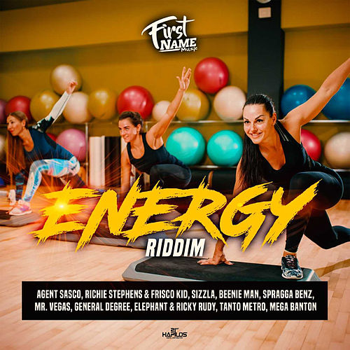 Energy Riddim by Various Artists