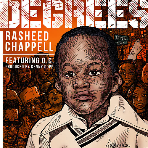Degrees by Rasheed Chappell