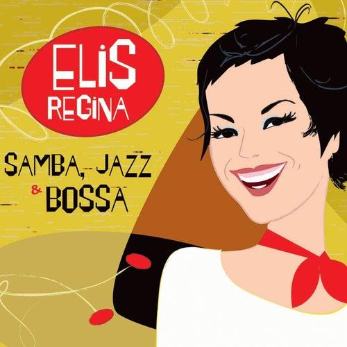 Samba, Jazz & Bossa by Elis Regina