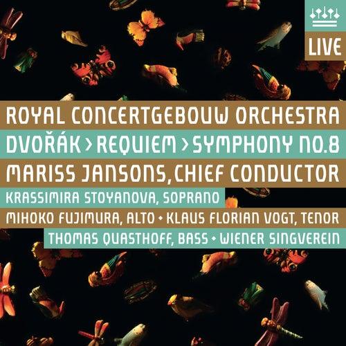 Dvorák: Requiem & Symphony No. 8 (Live) von Royal Concertgebouw Orchestra