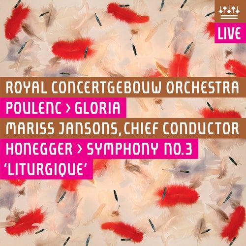 Poulenc: Gloria - Honegger: Symphony No. 3,