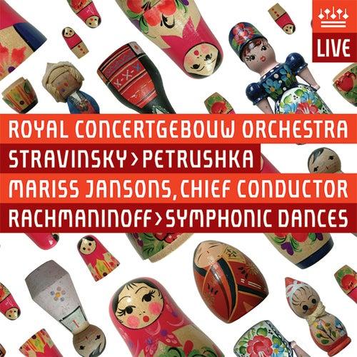 Stravinsky: Petrushka & Rachmaninov: Symphonic Dances (Live) de Royal Concertgebouw Orchestra