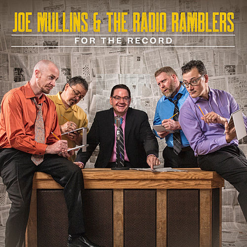 For the Record von Joe Mullins