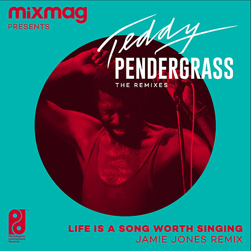 Life Is A Song Worth Singing (Jamie Jones Remix) by Teddy Pendergrass