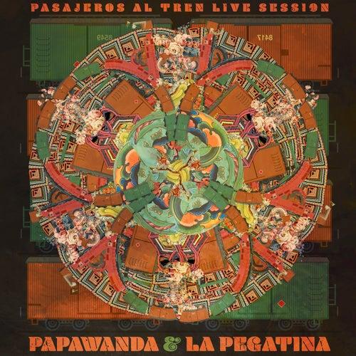 Pasajeros al Tren (Live Session) de Papawanda