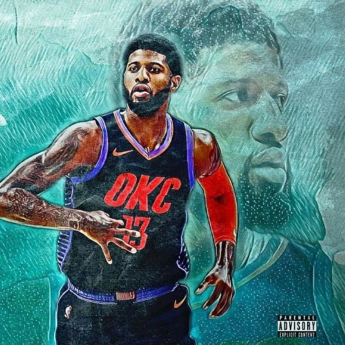 Paul George by Yesssterday