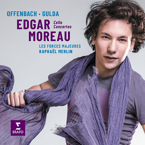 Offenbach & Gulda: Cello Concertos by Edgar Moreau