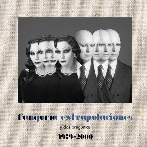 Extrapolaciones y dos preguntas 1989-2000 by Fangoria