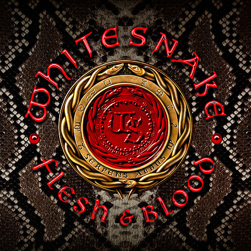 Flesh & Blood by Whitesnake