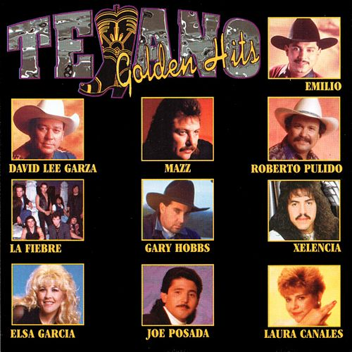 Texano Golden Hits de Various Artists
