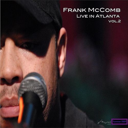 Live in Atlanta, Vol. 2 by Frank McComb