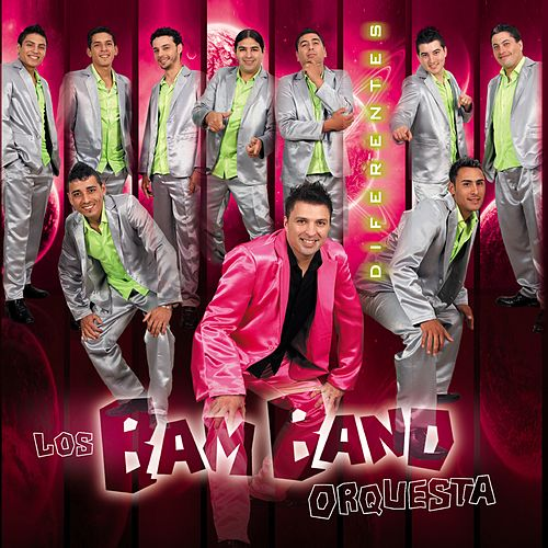 Diferentes by Los Bam Band Orquesta