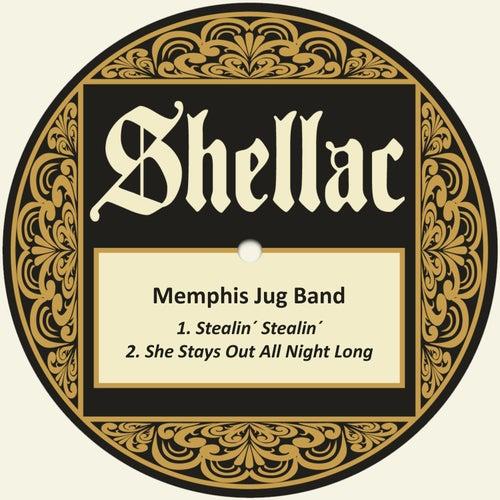 Stealin´ Stealin´ de Memphis Jug Band