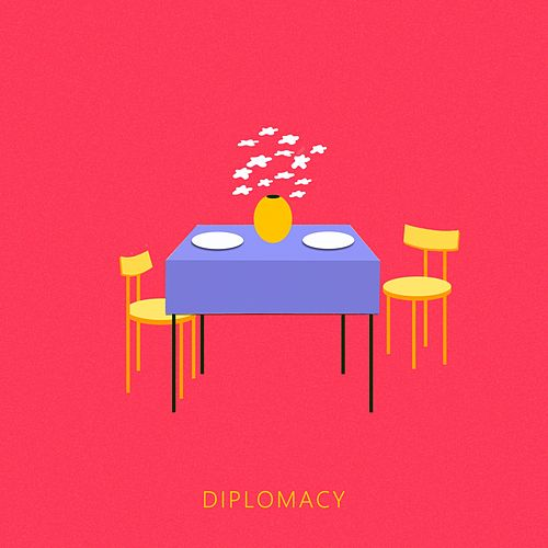 Diplomacy by Kakkmaddafakka