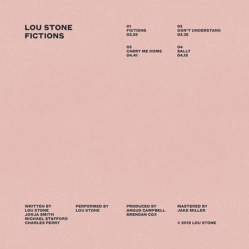 Fictions by Lou Stone