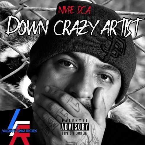 Down Crazy Artist de Nme Dca