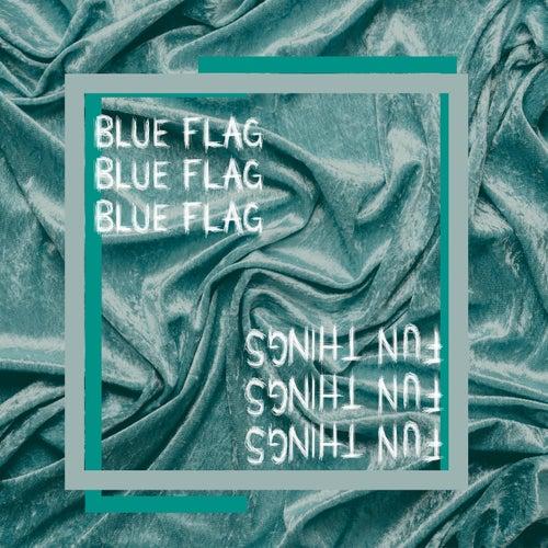 Blue Flag / Fun Things de Jesper Jenset