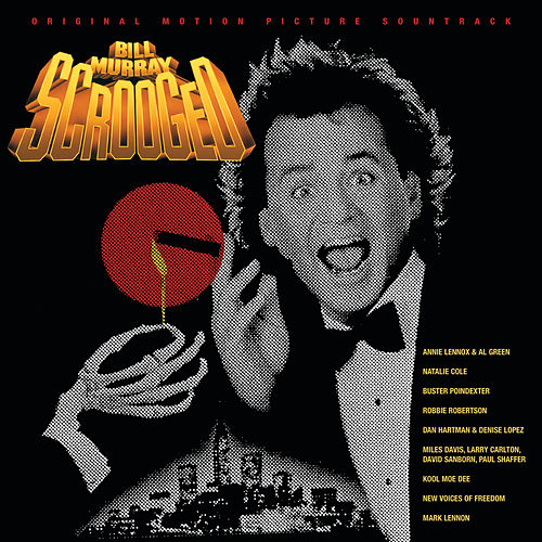 Scrooged - Original Soundtrack by Soundtrack