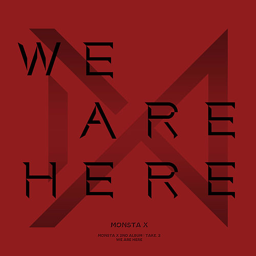 Take.2 We Are Here. by MONSTA X