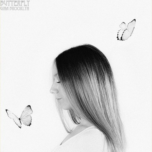 Butterfly by Gina Brooklyn