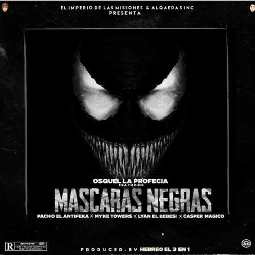 Máscaras Negras von Osquel