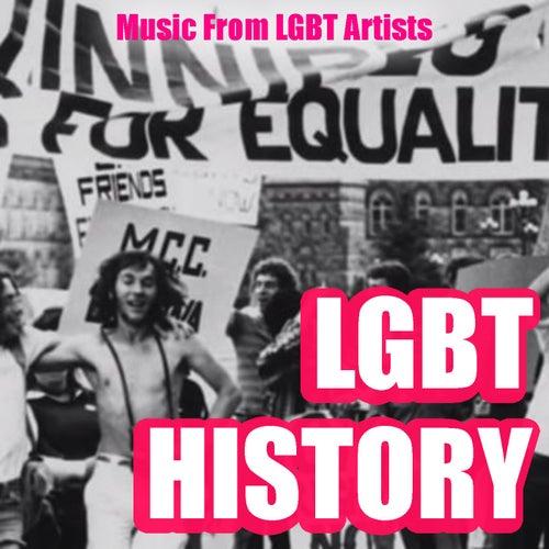 LGBT History: Music From LGBT Artists de Various Artists