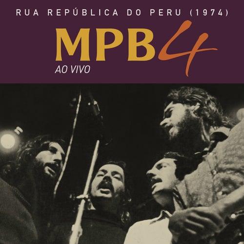 Rua República do Peru (ao Vivo) de Mpb-4