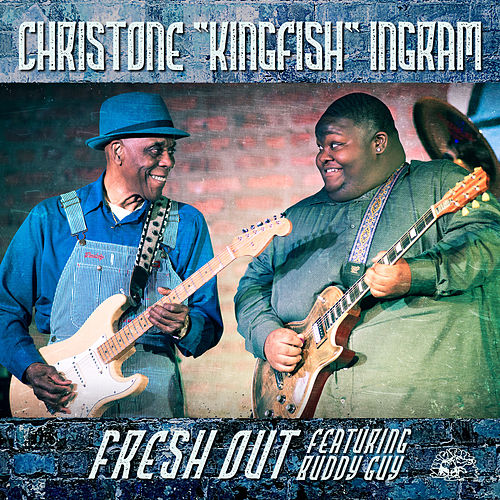 Fresh Out de Christone 'Kingfish' Ingram