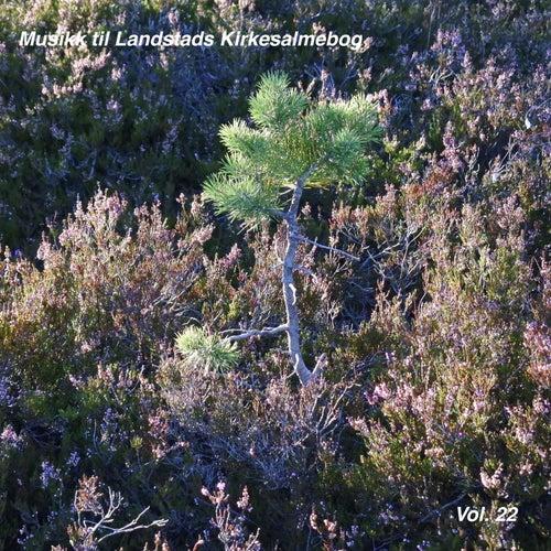 Musikk til Landstads Kirkesalmebog Vol. 22 by Johan Muren