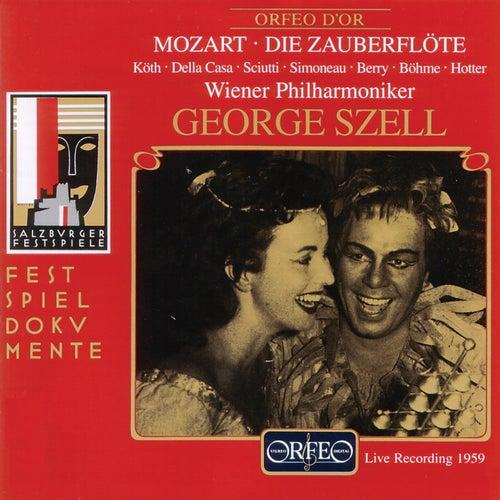 Mozart: Die Zauberflöte, K. 620 (Live) by Various Artists