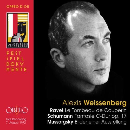 Ravel, Schumann & Mussorgsky: Works for Piano (Live) von Alexis Weissenberg